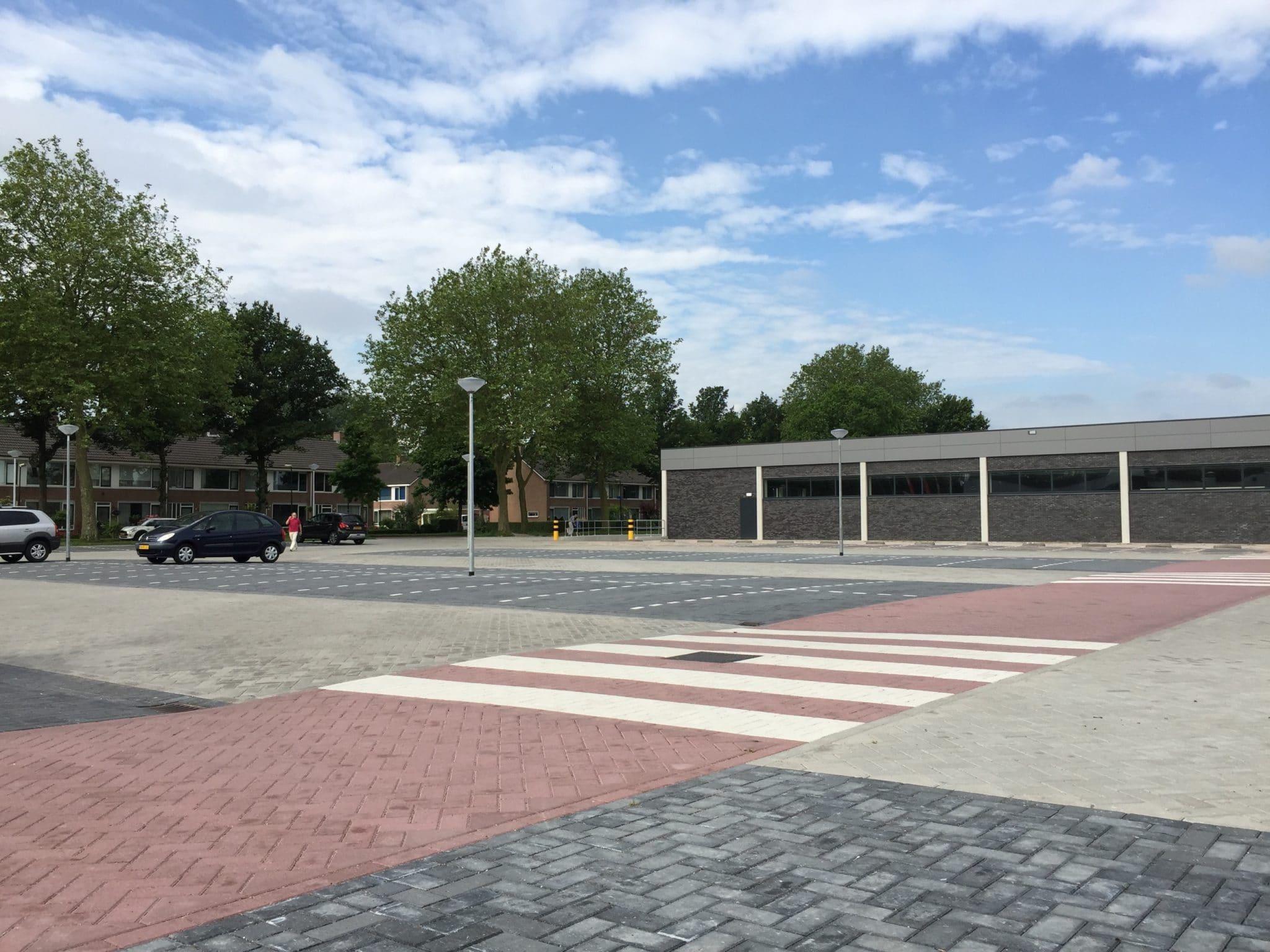 Dreef parkeerplaats Heerhugowaard