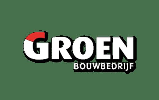 Logo Bouwbedrijf Groen