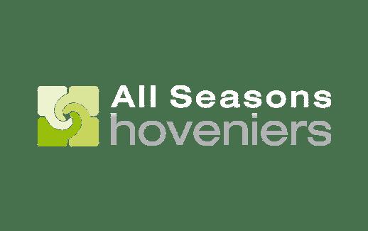 Logo All Seasons Hoveniers