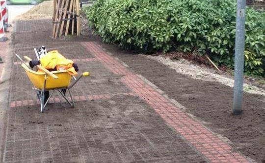 Duurzame parkeerplaatsen voor gemeente Rijswijk
