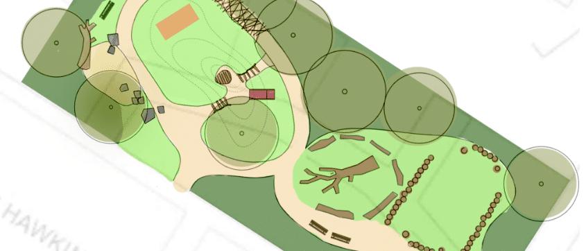 KUUK helpt bij realisatie natuurspeelplaats Het Pronkstuk
